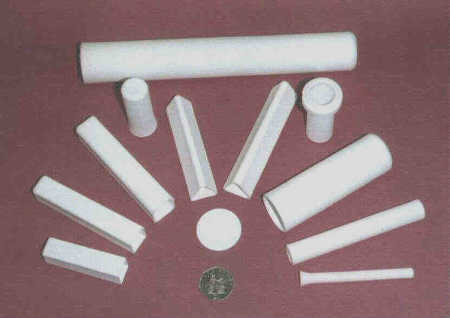 beta alumina conductive ceramics